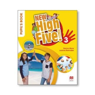 Portada NEW HIGH FIVE ENGLISH 3 EP ST PACK 18 - AA.VV -