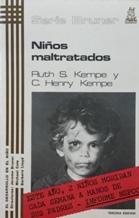 Portada NIÑOS MALTRATADOS - RUTH S. KEMPE Y C. HENRY KEMPE - MORATA
