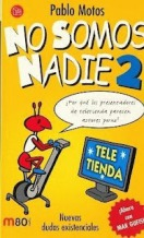 Portada NO SOMOS NADIE 2 - PABLO MOTOS - AGUILAR