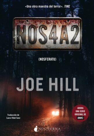 Portada NOS4A2 (NOSFERATU) - HILL, JOE -