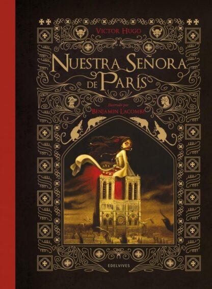 Portada NUESTRA SEÑORA DE PARÍS II - VÍCTOR HUGO - EDELVIVES