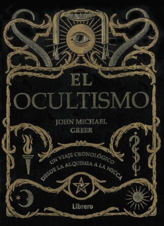 Portada OCULTISMO - JOHN MICHAEL GREER -