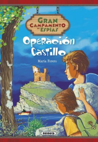 Portada OPERACION CASTILLO -  - SUSAETA