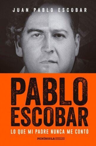 Portada PABLO ESCOBAR -  JUAN PABLO ESCOBAR - BOOKET