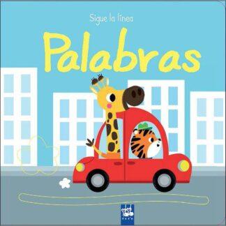 Portada PALABRAS -  - CIRCULO DE LECTORES