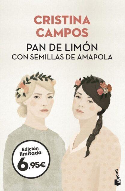 Portada PAN DE LIMÓN CON SEMILLAS DE AMAPOLA - CAMPOS, CRISTINA - CIRCULO DE LECTORES