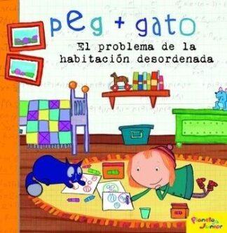 Portada PEG + GATO. CUENTO. EL PROBLEMA DE LA HABITACION D -  - CIRCULO DE LECTORES