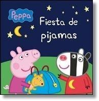 Portada PEPPA PIG FIESTA DE PIJAMAS - AA.VV - BEASCOA