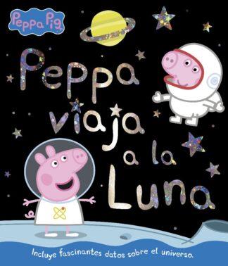 Portada PEPPA PIG VIAJA A LA LUNA.BEASCO - VV.AA. - BEASCOA