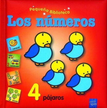 Portada PEQUEÑA BCA.:LOS NUMEROS -  - CIRCULO DE LECTORES