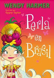 Portada PERLA EN BRASIL  - HARMER, WENDY / TAYLOR, GYPSY - BEASCOA