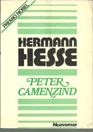 Portada PETER CAMENZIND - HERMANN HESSE - NUEVOMAR
