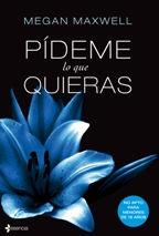 Portada PIDEME LO QUE QUIERAS - MEGAN MAXWELL - BOOKET