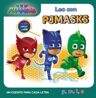 Portada PJMASKS. UN CUENTO PARA CADA LETRA: P, M, L, S -  - BEASCOA