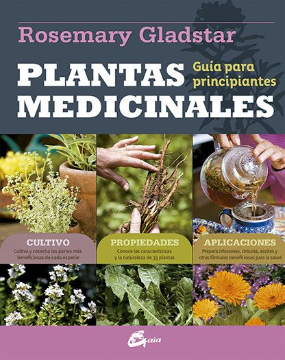 Portada PLANTAS MEDICINALES -  - GAIA