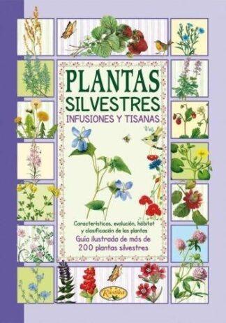 Portada PLANTAS SILVESTRES INFUSIONES Y TISANAS - AAVV -