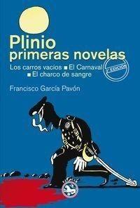 Portada PLINIO / PRIMERAS NOVELAS - GARC A PAV N, FRANCISCO -