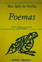 Portada POEMAS - BEN SAHL DE SEVILLA - HIPERION