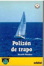 Portada POLIZON DE TRAPO - RICARDO MASABEU - EDEBE