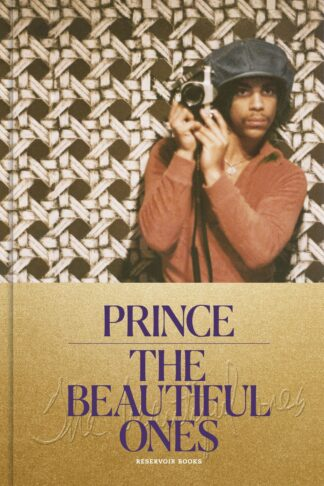 Portada PRINCE - THE BEAUTIFUL ONES - PRINCE - ROJA Y NEGRA