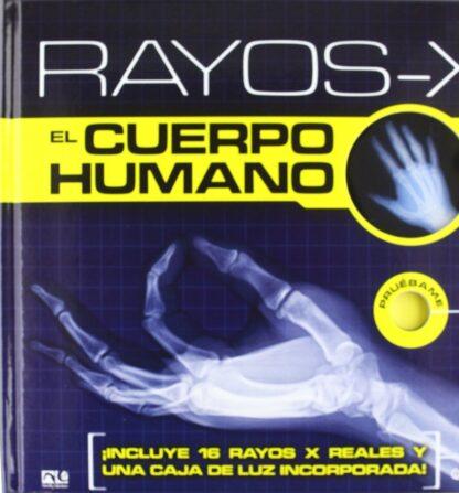 Portada RAYOS X-EL CUERPO HUMANO - Beck Paul -