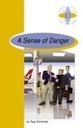 Portada READER/SENSE OF DANGER (4º ESO ) - SIMMONDS, TRACY -