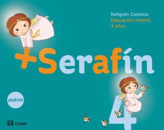 Portada RELIGION 4A OS EI 17 SERAFIN - AA.VV - NOVELAS Y CUENTOS