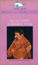 Portada RIP VAN WINKLE - WASHINGTON IRVING - LA GAYA CIENCIA