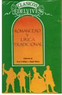 Portada ROMANCERO Y LIRICA TRADICIONAL - VARIOS AUTORES - EDELVIVES
