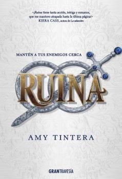 Portada RUINA - AMY TINTERA - OCEANO