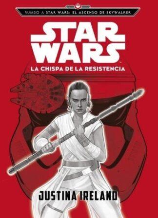 Portada RUMBO A STAR WARS: EL ASCENSO DE SKYWALKER. LA CHI - STAR WARS - CIRCULO DE LECTORES