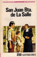 Portada SAN JUAN BTA DE LA SALLE - LAURA GARCIA CORELLA - BRUGUERA