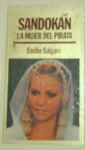 Portada SANDOKAN LA MUJER DEL PIRATA - EMILIO SALGARI - ORBIS