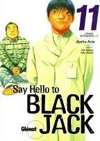 Portada SAY HELLO TO BLACK JACK 11 (UNIDAD DE PSIQUIATRIA -3-) - SYUHO SATO - GLENAT