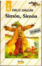 Portada SIMON SIMON - EMILIO SANJUAN - BRUÑO