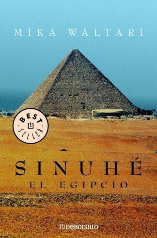 Portada SINUHE EL EGIPCIO DBBS - WALTARI - CISNE
