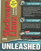 Portada SLACKWARE LINUX-THIRD EDITION - TIMOTHY PARKER - SAMS PUBLISHING