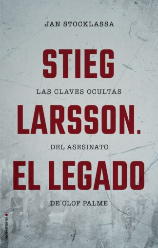 Portada STIEG LARSSON - STOCKLASSA, JAN - ROCA EDITORIAL