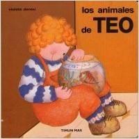 Portada TEO.LOS ANIMALES -  - CIRCULO DE LECTORES
