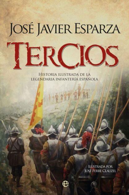 Portada TERCIOS -  - LA ESFERA DE LOS LIBROS