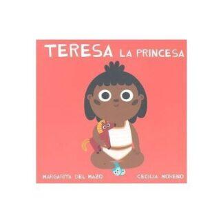 Portada TERESA LA PRINCESA -  MARGARITA DEL MAZO FERNÁNDEZ - JAGUAR