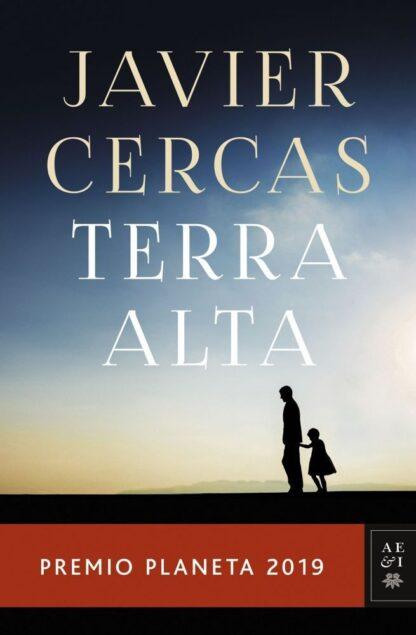 Portada TERRA ALTA - JAVIER CERCAS - PLANETA