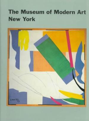 Portada THE MUSEUM OF MODERN ART NEW YORK - ABRAMS - THE MUSEUM OF MODERN ART