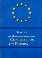 Portada TRATADO POR EL QUE SE ESTABLECE UNA CONSTITUCION PARA EUROPA - - - MINISTERIO DE ASUNTOS EXTERIORES Y COOPERACION