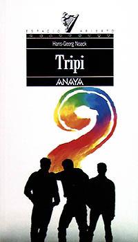 Portada TRIPI - HANS-GEORG NOACK - ANAYA