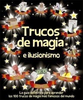 Portada TRUCOS DE MAGIA E ILUSIONISMO -  - EDICIONES PAULINAS