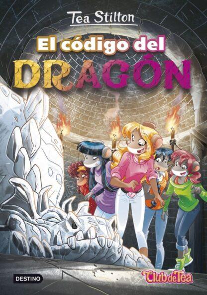 Portada TS 1N. EL CODIGO DEL DRAGON -  - CIRCULO DE LECTORES