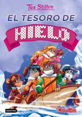 Portada TS 7N. EL TESORO DE HIELO -  - CIRCULO DE LECTORES