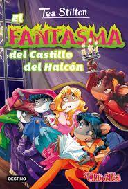 Portada TS-VR17.N. EL FANTASMA DEL CASTILLO DEL HALCON -  - CIRCULO DE LECTORES