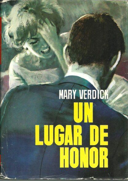 Portada UN LUGAR DE HONOR - MARY VERDICK - PLANETA